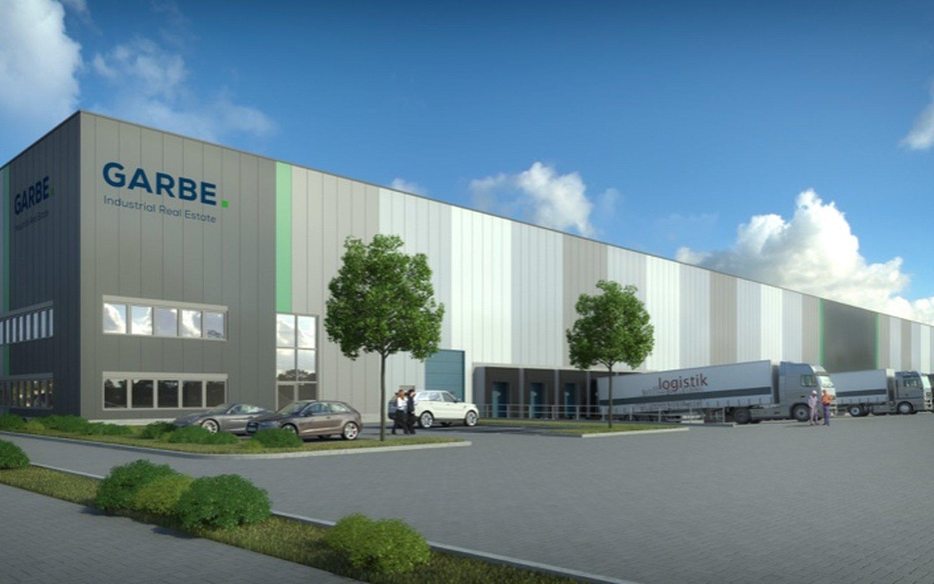 Pronájem moderních skladových prostor - 32.000 m2 - Chomutov