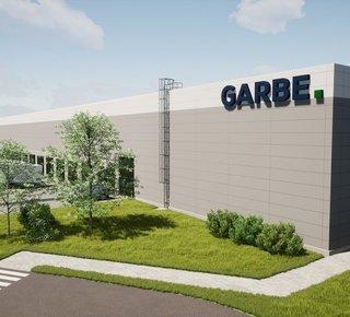 Garbe Park Chomutov - Pronájem skladových a výrobních prostor