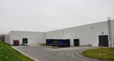 Pronájem skladových / výrobních ploch Ostrava - Hrušov
