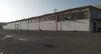 Pronájem: Skladové a výrobní prostory v obci Kostěnice u Pardubic