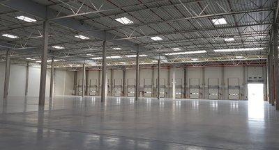 Pronájem - sklady, haly, uskladnění palet, skladování zboží, logistické služby