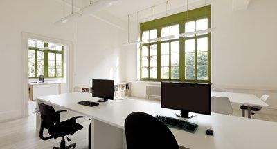 Pronájem prostor - polyfunkční budova Praha 7 - Holešovice 400 až 2 408 m²