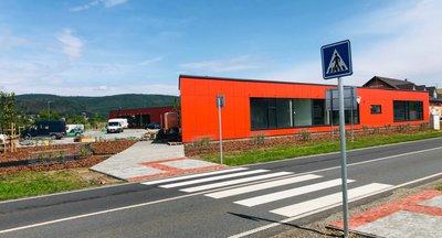 Nové Obchodní prostory k pronájmu, Lety u Dobřichovic až 500 m2