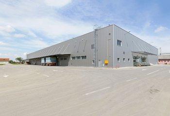 Pronájem skladových a výrobních prostor  ca 1200 m2 - výstavba na míru