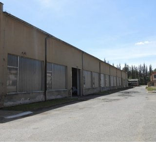 Rent: Storage and production premises in the village of Brněnec, Svitavy