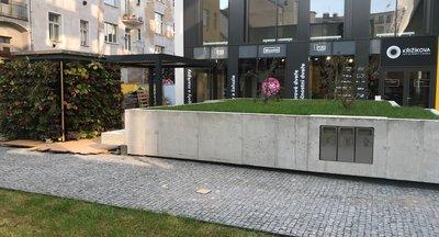 Pronájem kanceláře 250 m2 - Praha 8 Karlín