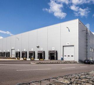 CTPark Mladá Boleslav - Pronájem skladových a výrobních prostor