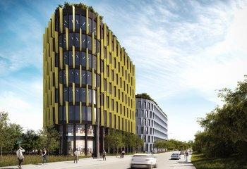 Pronájem exkluzivních obchodních prostor 200 - 400 m², Praha 6 - Vokovice