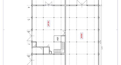 Pronájem: Skladové a výrobní prostory v Pardubicích