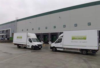 Anmietung eines modernen Logistiklagers mit Dienstleistungen in strategischer Lage - Brno Syrovice.
