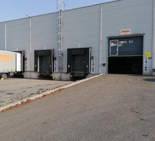Lager mit Logistikdienstleistungen - bis zu 2.000 m2 - Ostrava-Hrabová.