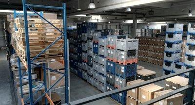 Sklad s logistickými službami, až 2.000 m2 - Ostrava-Hrabová