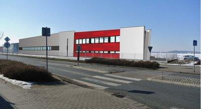 Moderní skladová hala na míru, Mladá Boleslav - Bezděčín
