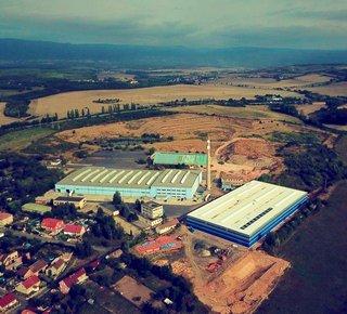 Pronájem - skladovací prostory, haly - až 25.500 m2 - Hostomice (Duchcov)