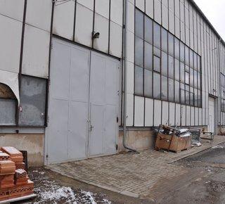 Pronájem: Skladové a výrobní prostory v Ústí nad Labem