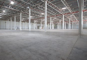 Warehouse / production space for rent, modern hall - Hostomice, Teplice