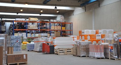 Warehouse space for rent, Prague 10