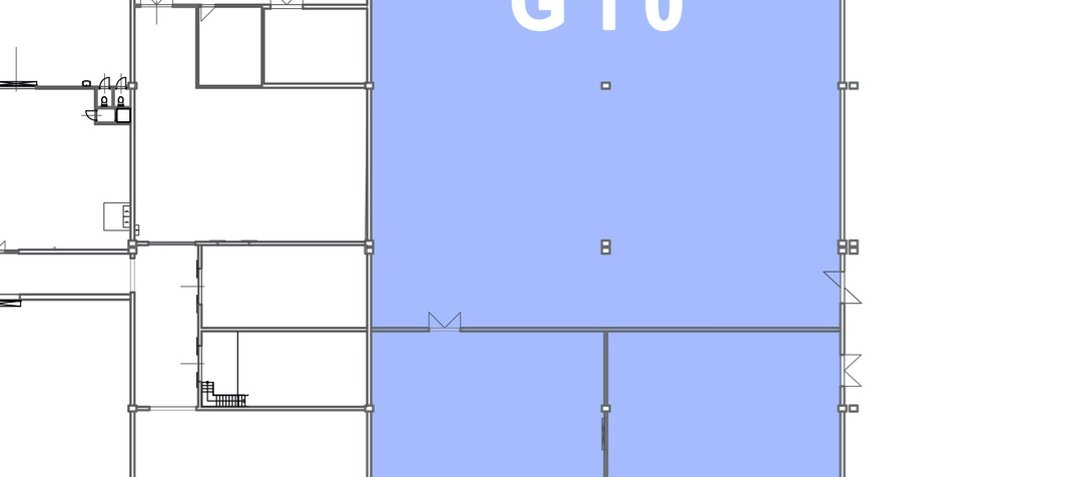 G9 a G10_celková situace - plánek
