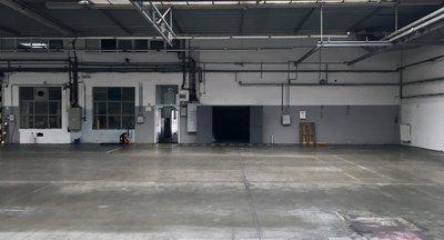 Pronájem: Skladové a výrobní prostory v Praze, Průmyslová ulice