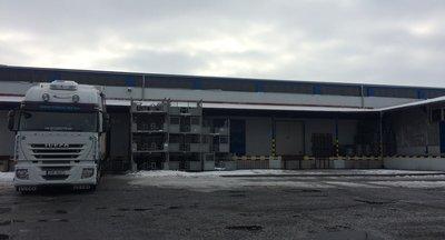 Warehouse space for rent - Brandýs nad Labem-Stará Boleslav