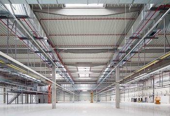 Pronájem moderních skladových a výrobní prostor, Ostrava - Poruba až 90.000m2