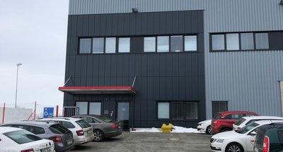 Kanceláře v logistickém areálu k pronájmu, ul.Průmyslová, Hostivice