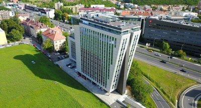 Nové moderní kanceláře, South Point - Praha 4