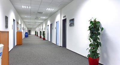 B3 PANKRÁC, kancelářské prostory k pronájmu 1445m2
