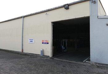 Pronájem skladovacích hal - Luštěnice (Mladá Boleslav)