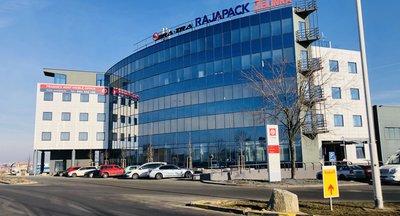 CTPark Prague East - kancelářské prostory u D1 k pronájmu
