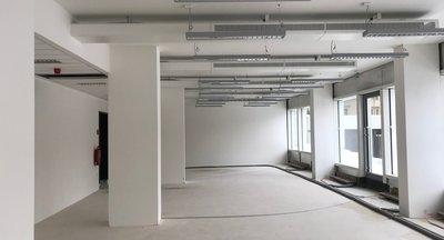 Výborná viditelnost - showroom Pankrác až 200 m² - Praha 4