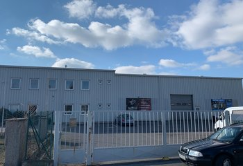 Warehouse with services - Pardubice