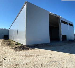 Lease of warehouse and production areas - Pardubice