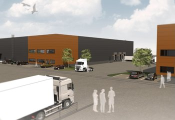 Warehouse/production space for rent - up to 10.000 sq m