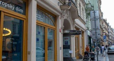 Pronájem, Kanceláře, 396m² - Praha - Nové Město