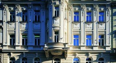 Pronájem, kanceláře- Jungmanova, Praha - Nové Město