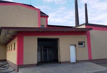 Pronájem: skladovací a výrobní prostory, 8400 m2, Přerov
