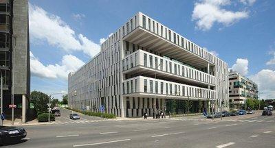Amazon Court, kancelářské prostory k pronájmu – Praha 8 - Karlín