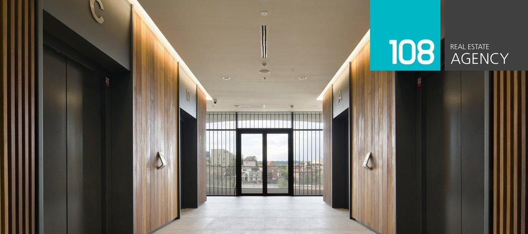 7 - Výtahové lobby
