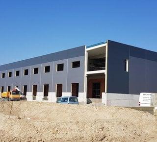 Rent: storage and production facilities (warehouses, halls) - Olomouc
