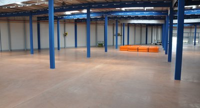 Moderní skladové nebo výrobní prostory - Jihlava