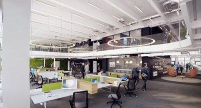 Atraktivní, moderní kanceláře