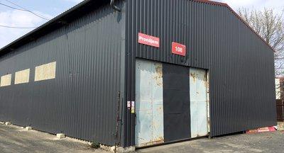 Pronájem: Skladové a výrobní prostory v Teplicích