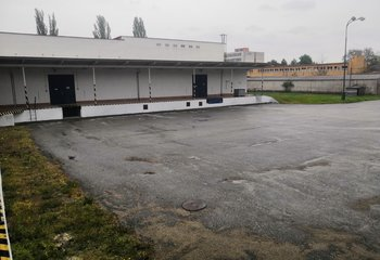 Pronájem skladu se službami s dispozicí až 3.000 m2 - Břeclav.