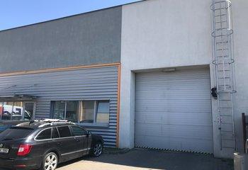 Pronájem: skladové a výrobní prostory 1.055 m2, Brno