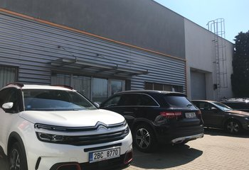 Warehouse for rent, up to 1,300 m2 - Brno