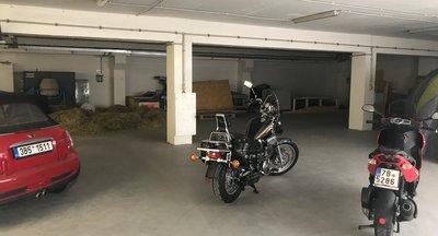 Pronájem: skladové a výrobní prostory 1200-2466 m2, Brno