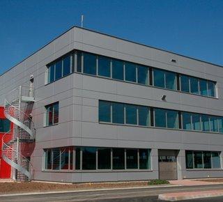 Lease of warehouse and production areas - Hradec Králové