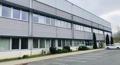 Podnájem kancelářských prostorů v průmyslovém areálu Říčany/Jažlovice