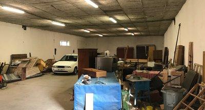 Pronájem starších skladových prostor, 400 m2 - Lanškroun